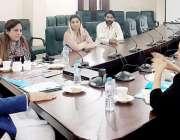 لاہور: صوبائی وزیر سکولز ایجوکیشن مراد راس کوالٹی ایجوکیشن کی فراہمی ..