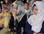 اسلام آباد: شفا انٹر نیشنل ہسپتال میں روزہ اور صحت پر منعقدہ آگاہی سیمینارمیں ..