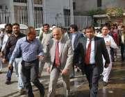 اسلام آباد: پرنسپل انفارمیشن آفیسر شفقت جلیل کو پی آئی ڈی میں لگنے والی ..