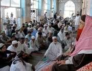 راولپنڈی: قدیمی جامع مسجد میں حافظ اقبال رضوی جمعتہ المبارک کا خطبہ ..