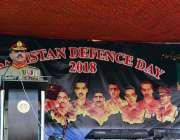 سرگودھا: یوم شہداء پاکستان کے موقع پر منعقدہ تقریب سے گیریژن کمانڈر ..