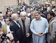 لاہور: مسلم لیگ(ن) کے رکن پنجاب اسمبلی و سابق صوبائی وزیر خواجہ سلمان ..