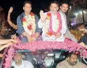 حافظ آباد: پی ٹی آئی سنٹرل پنجاب کے جنرل سیکرٹری، نو منتخب رکن قومی ..