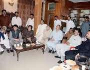 راولپنڈی: مسلم لیگ (ن) کے امیدوار برائے قومی اسمبلی حلقہ این اے60محمد ..
