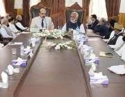 مظفر آباد: صدر آزاد جموں و کشمیر سردار محمد مسعود خان، اسلامی نظریاتی ..