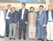 شنگھائی: پاکستان کے سینئر صحافیوں کے وفد کا اربن لوکل سینٹر شنگھائی ..