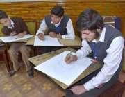 پشاور: ایرانین کلچرل ڈیپارٹمنٹ خان فرہنگ کے زیر اہتمام مختلف سکولوں ..
