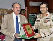 راولپنڈی: پیر مہر علی شاہ بارانی زرعی یونیورسٹی راولپنڈی کے وائس چانسلر ..