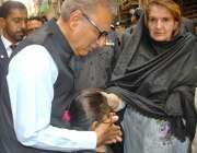 کراچی: صدر مملکت ڈاکٹر عارف علوی ، چینی سفارتخانے میں فائرنگ سے جابحق ..
