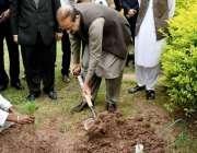 اسلام آباد: وفاقی وزیر صحت عامر محمود کیانی مرکزی پولیو سینٹر کے دورہ ..