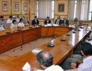 اسلام آباد: وزیراعظم کے مشیر عرفان صدیقی نیشنل لینگوئج پروموشن ڈپارٹمنٹ ..