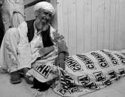 کوئٹہ: مستونگ دھماکے میں جاں بحق ہونیوالے افراد کے لواحقین غم سے نڈھال ..