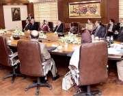 اسلام آباد: صدر مملکت ڈاکٹر عارف علوی کو نیشنل انسٹیٹیوٹ آف ہیلتھ کے ..
