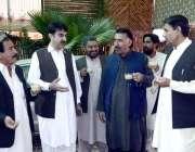 کوئٹہ: عوامی نیشنل پارٹی کے سابق سینیٹر داؤد اچکزئی ڈسٹرکٹ چیئرمین ..