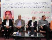 راولپنڈی: آرٹس کونسل میں معروف شاعر عرفان صادق کے شعری مجموعے کی تقریب ..