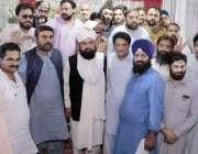 لاہور: تنظیم بین المذاہب ہم آہنگی کی جانب سے عام انتخابات میں تحریک ..