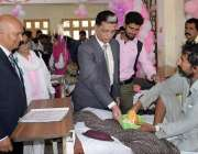حیدر آباد: وی سی لمس پروفیسرڈاکٹر بیکھا رام کینسر کے عالمی دن پر کینسر ..