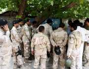 راولپنڈی: ایفی ڈرین کیس میں حنیف عباسی فیصلہ آنے کے انتظار میں اے این ..