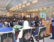 اسلام آباد: وفاقی وزیر ایجوکیشن شفقت محمود نیشنل سکلز فارم کی افتتاحی ..