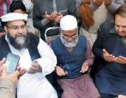 قصور: پاکستان علماء کونسل کے مرکزی چیئرمین حافظ طاہر محمد اشرفی زیادتی ..