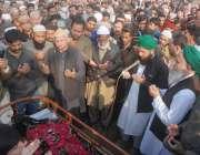 لاہور: پاکستان ریلوے ورکرز یونین کے مرکزی رہنما خالد بھٹی کی سنگھ پورہ ..