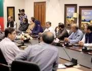 اسلام آباد: چیئرمین پاکستان تحریک انصاف عمران خان سے بلوچستان عوامی ..