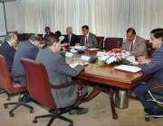 اسلام آباد: مشیر دفاع لیفٹیننٹ جنرل (ر) ناصر خان جنجوعہ ایڈوائزری بورڈ ..