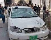 قصور: سات سالہ بچی سے مبینہ زیادتی اور قتل کے واقعے کے خلاف مشتعل مظاہرین ..