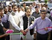راولپنڈی: صوبائی وزیر برائے ایکسائز، ٹیکسیشن اینڈ نارکوٹکس حافظ ممتاز ..