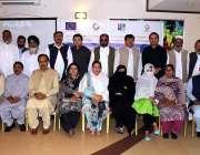 پشاور:خیبر پختونخوا لوکل کونسل ایسوسی ایشن کے بورڈ آف گورنر کے زیر ..