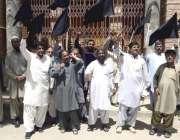 کوئٹہ: ایپکا پاپولیشن ویلفیئر یونٹ کی جانب سے ملازمین پریس کلب کے سامنے ..