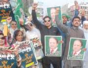لاہور: پارلیمانی سیکرٹری برائے انسانی حقوق طارق مسیح گل کی قیادت میں ..