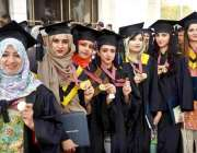 اسلام آباد: کیپٹل یونیورسٹی آف سائنس اینڈ ٹیکنالوجی کے سالانہ کانوو ..
