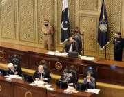 پشاور: اسپیکر خیبر پختونخوا اسمبلی مشتاق غنی پختونخوا اسمبلی کے اجلاس ..