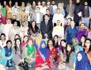 لاہور: وزیر ہائر ایجوکیشن پنجاب راجہ یاسر ہمایوں کا لاہور کالج فار ..