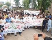 فیصل آباد: پنجاب سمال انڈسٹری اسٹیٹ سرگودھا روڈ کے مالکان سیوریج کے ..