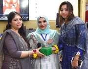 راولپنڈی: مدر ڈے کے موقع پر The Spriti School کے زیر اہتمام منعقدہ تقریب کے ..