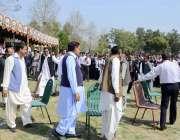 اٹک: گورنمنٹ شجاع خانزادہ شہید ڈگری کالج حضرو میں منعقدہ سپورٹس گالا ..