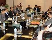 کراچی: چیف سیکرٹری سندھ (ر) اعظم سلیمان خان انتخابات2018کے بعد اہم اجلاس ..