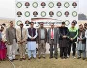 پشاور: مشیر وزیر اعلیٰ کامران بنگش کا ارباب نیاز سٹیڈیم میں دوسریPPLبلائینڈ ..