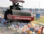 راولپنڈی: پنجاب پولیس کی طرف سے ضلع راولپنڈی کے مختلف تھانو ں کی طرف ..