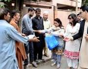 اسلام آباد: پیپلز پارٹی کی رہنما ملائکہ رضا بھٹو کی39ویں برسی کے موقع ..
