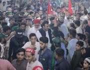 کراچی: پاکستان مسلم لیگ کے نامزد امیدوار برائے حلقہ248سلمان خان علاقے ..