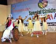 ملتان: سپیشل ایجوکیشن ڈیپارٹمنٹ کے زیر اہتمام معذورں کے عالمی دن کے ..