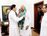 اسلام آباد: چیئرمین پاکستان تحریک انصاف عمران خان کا پنجاب سے آزاد ..