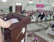 قصور: مسلم لیگ (ن) کی رکن قومیس اسمبلی سائستہ پرویز ملک خواتین کے عالمی ..