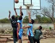 سرگودھا: پنجاب بورڈ آف ٹیکنیکل ایجوکیشن کے زیر اہتمام کھیلوں کے مقابلوں ..