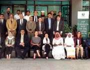 اسلام آباد: چیئرپرسن بے نظیرانکم سپورٹ پروگرام اور سیکرٹری بے نظیر ..