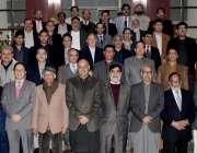 مظفر آباد: سیکرٹریٹ قانون انصاف و پارلیمانی امور کی جانب سے سیکرٹریز ..