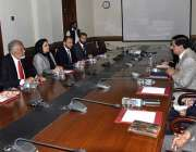 اسلام آباد: مشیر برائے نیشنل سیکیورٹی لیفٹیننٹ جنرل (ر) ناصر خان جنجوعہ ..
